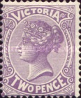 [Queen Victoria - New Colors, Typ AA3]