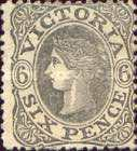 [Queen Victoria - New Watermarks, type K1]