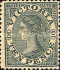 [Queen Victoria - New Designs, Typ N1]