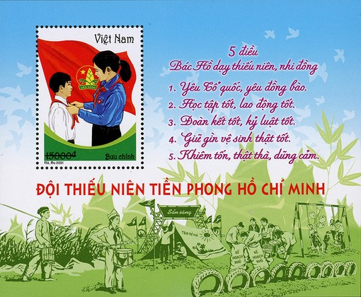 [Ho Chi Minh Young Pioneers Team, type ]