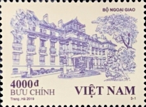 [Ministry of Foreign Affairs, Hanoi, type EDS]