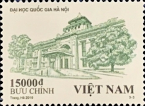 [Ministry of Foreign Affairs, Hanoi, type EDU]