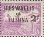 [New Caledonia Postage Due Stamps Overprinted
