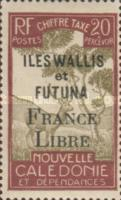 [Postage Due Stamps of 1930 Overprinted