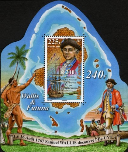 [The 240th Anniversary of the Discovery of Wallis Island, Typ ]