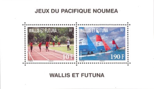 [South Pacific Games - Noumea, Typ ]