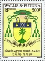 [Coat of Arms of Jean-Armand Lamaze, Typ ACM]