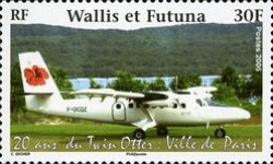 [Airplanes - The 20th Anniversary of the Twin Otter, Typ ADC]