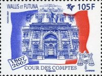 [The 100th Anniversary of the French Auditors Courts - Paris, France, Typ ADO]