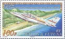 [The 40th Anniversary of Vele Airport, type AGF]