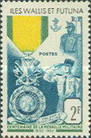 [Airmail - The 100th Anniversary of Military Medal, type AH]