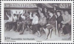 [The 1st Territorial Assembly, type AHG]