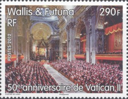 [The 50th Anniversary of the 2nd Vatican Council, Typ AHU]