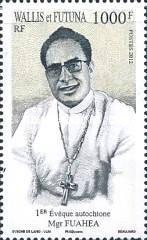 [First Native Bishop - Monsignor Fuahea, Typ AIA]