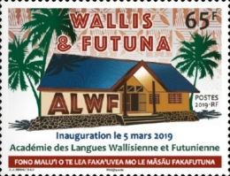 [Academy of Wallis and Futuna Languages, Typ AMU]