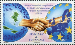 [The 20th Anniversary of EU-Wallis & Futuna Accord, Typ AMZ]