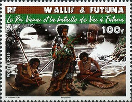 [Queen Vanai and the Battle of Vai, Futuna, Typ ANA]