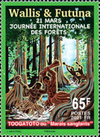[International Day of Forests, type AOD]