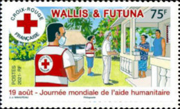 [Red Cross - August 19 - World Humanitarian Aid Day, type AOK]