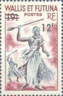 [Stamp of 1960 Surcharged, type AP1]