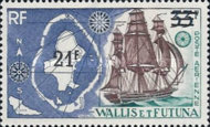 [Airmail - Stamp of 1960 Surcharged, type AS1]