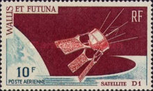 [Airmail - Launching of Satellite