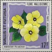 [Airmail - Flora of Wallis Islands, type CX]