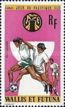 [Airmail - The 5th South Pacific Games, Guam, Typ DP]