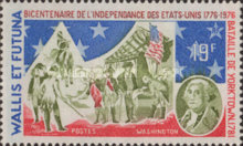 [The 200th Anniversary of American Revolution, type DY]