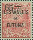 [Stamps of 1920 Surcharged, Typ E]