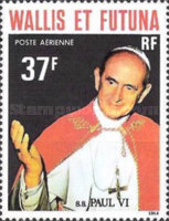[Airmail - Popes, Typ FU]