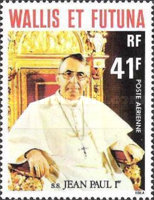 [Airmail - Popes, Typ FV]
