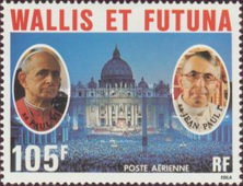 [Airmail - Popes, Typ FW]