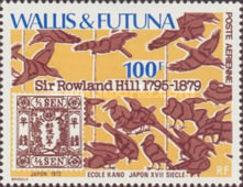 [Airmail - The 100th Anniversary of the Death of Sir Rowland Hill, 1795-1879, Typ GO]