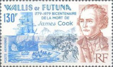 [Airmail - The 200th Anniversary of the Death of Captain Cook, 1728-1779, Typ GR]