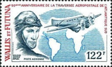 [Airmail - The 50th Anniversary of 1st South Atlantic Airmail Flight, Typ HY]