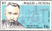 [Airmail - The 75th Anniversary of the Death of Pierre Curie, Physicist and Discoverer of Radium, 1859-1906, Typ IG]