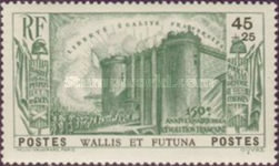 [The 150th Anniversary of French Revolution, type M]