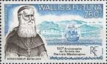 [Airmail - The 150th Anniversary of Arrival of First Missionaries, Typ OH]