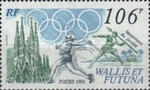 [Olympic Games - Barcelona, Spain, type QW]