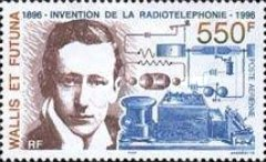 [Airmail - The 100th Anniversary of Radio-telegraphy, Typ UE]