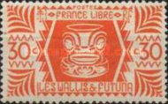 [Free French Administration, type V3]