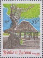 [Traditional Thatched Houses, Fale, type YS]