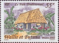[Traditional Thatched Houses, Fale, type YU]