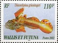 [The 56th Autumn Stamp Show - Fish, Typ ZE]