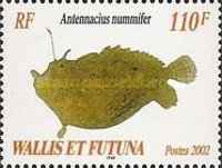 [The 56th Autumn Stamp Show - Fish, Typ ZF]