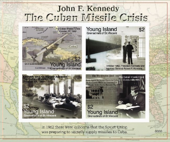 [John F. Kennedy, 1917-1963 - The Cuban Missile Crisis, Typ ]