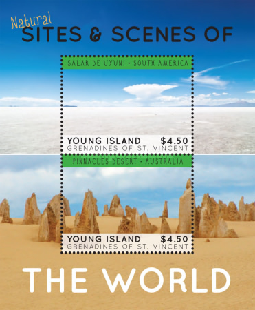 [Natural Sites and Scenes of the World, Typ ]