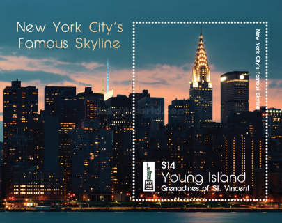 [World Stamp Show NY 2016 - New York, USA, Typ ]