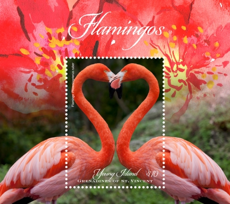 [Birds - Flamingos, type ]
